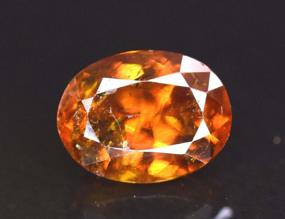 2.60 carats Extremely Rare Bastnasite Loose Gemstone