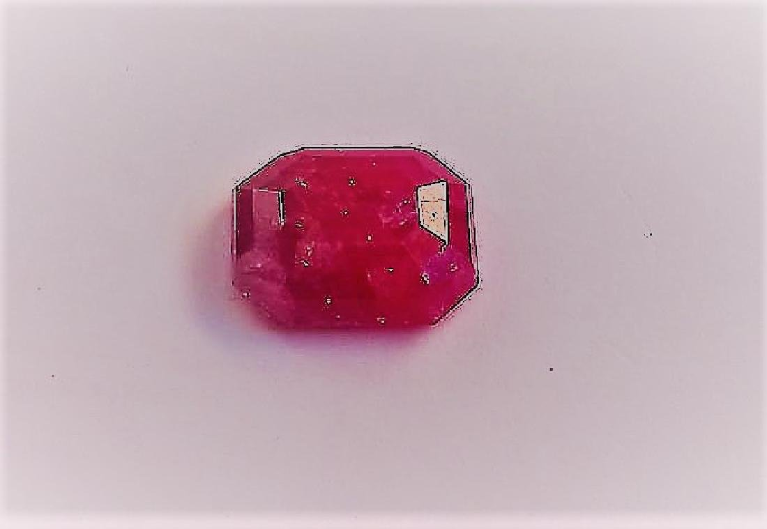 5,15 ct Ruby