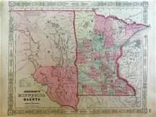 Minnesota, Dakota's