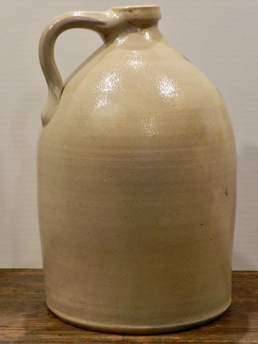 J & E Norton Decorated Stoneware Jug - 4