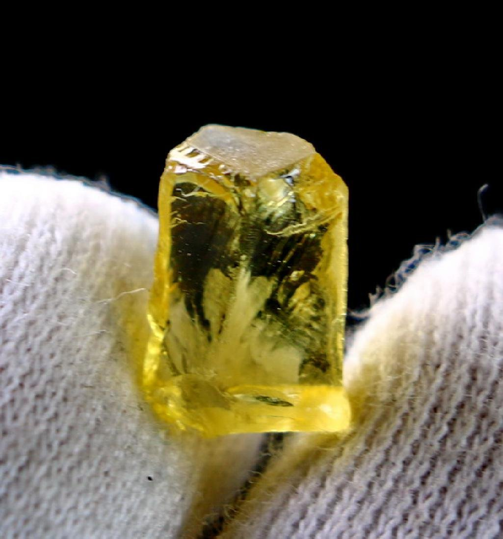 Natural & Unheated~ Yellow Beryl Heliodor Rough