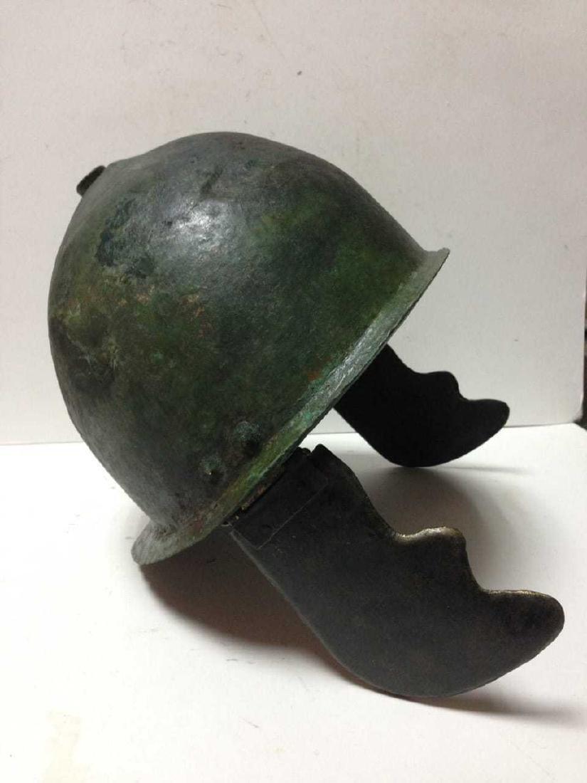 Roman Bronze Montefortino Type Helmet, Circa 3rd-1st - 2