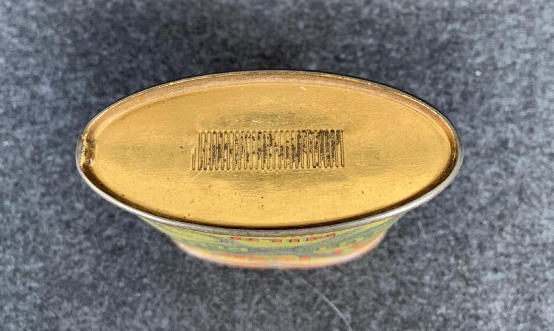 Rare Scissors Pocket Tobacco Tin - 3
