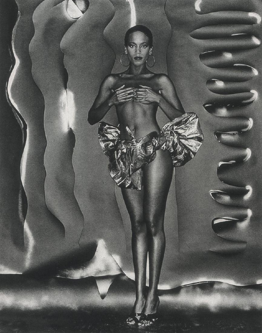 ANTHONY BARBOZA - Toukie, 1980