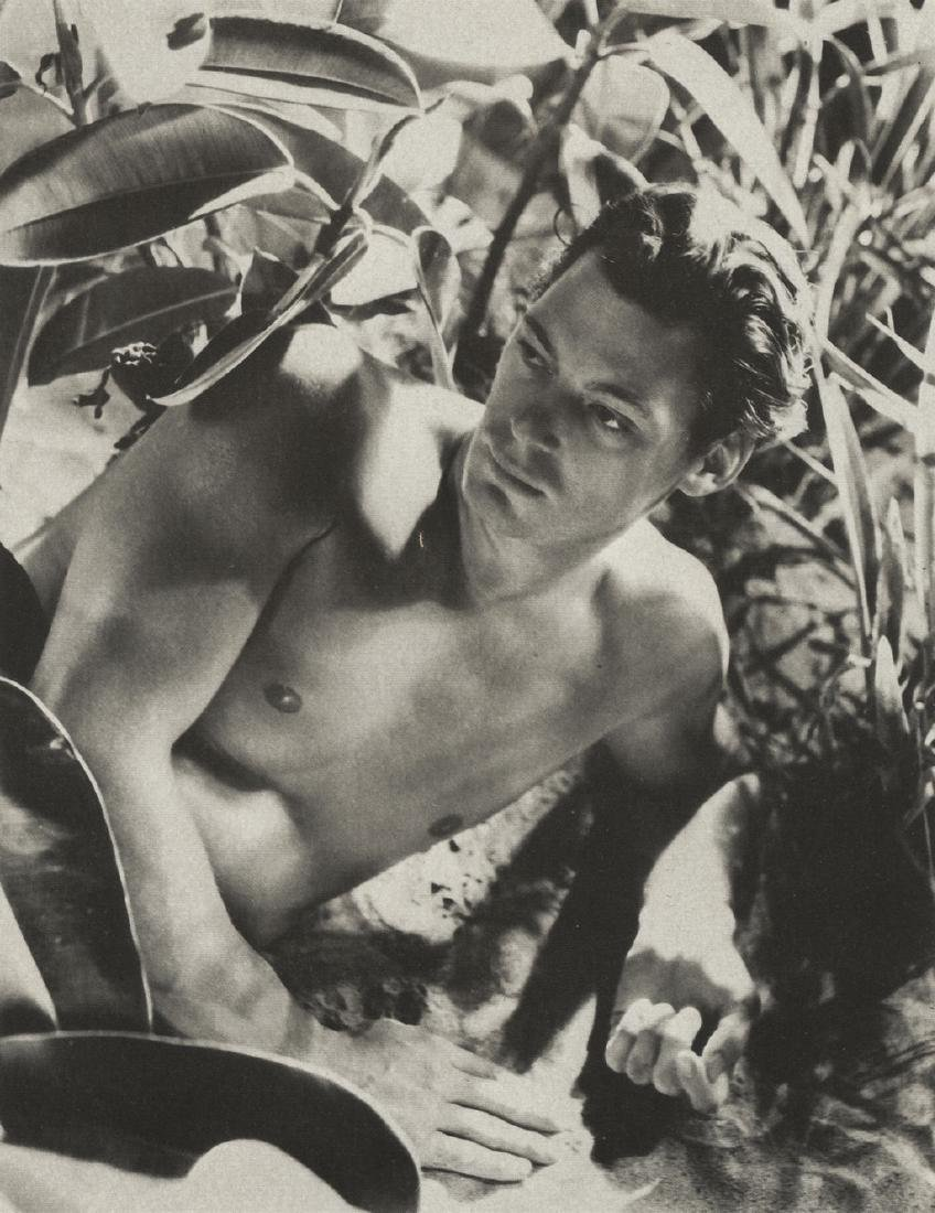 CECIL BEATON - Johnny Weissmuller (Tarzan), Hollywood
