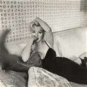 CECIL BEATON - Marilyn Monroe, Drake Hotel, New York