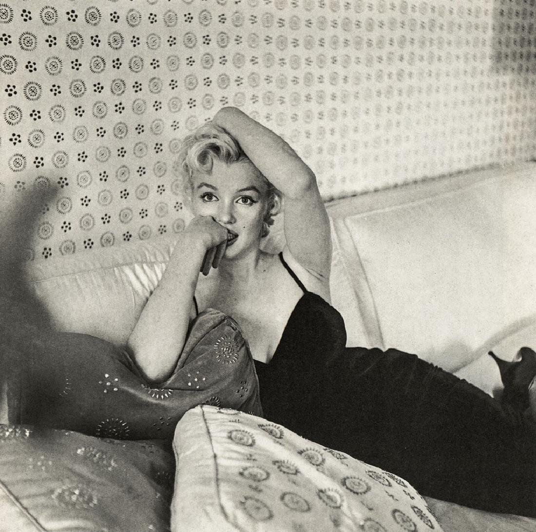 CECIL BEATON - Marilyn Monroe, Drake Hotel, New York