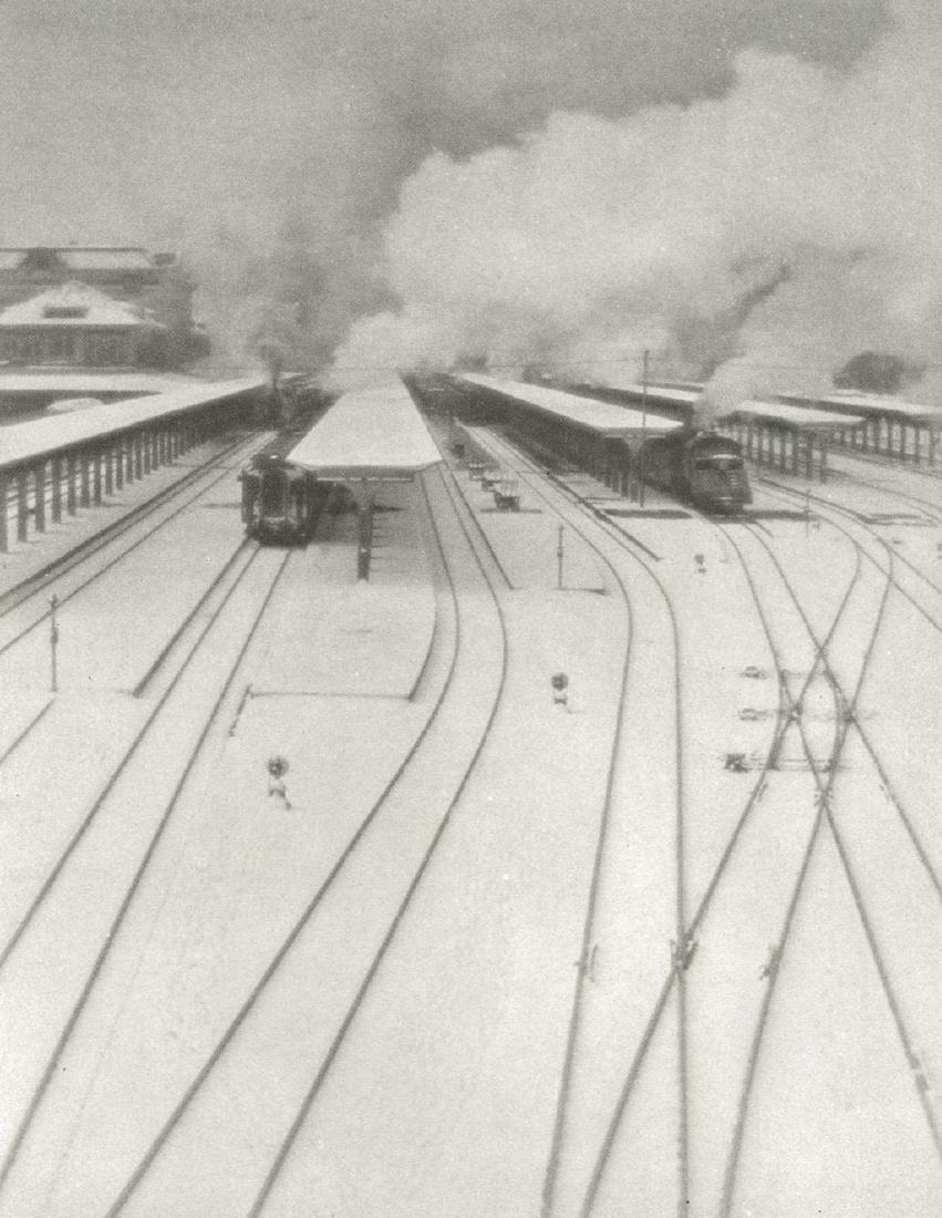 CLARK BLICKENSDERFER - The Union Station