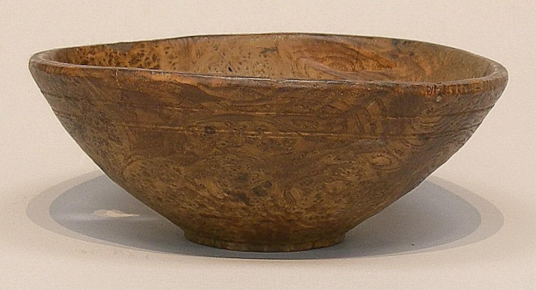 Ash Burl Bowl