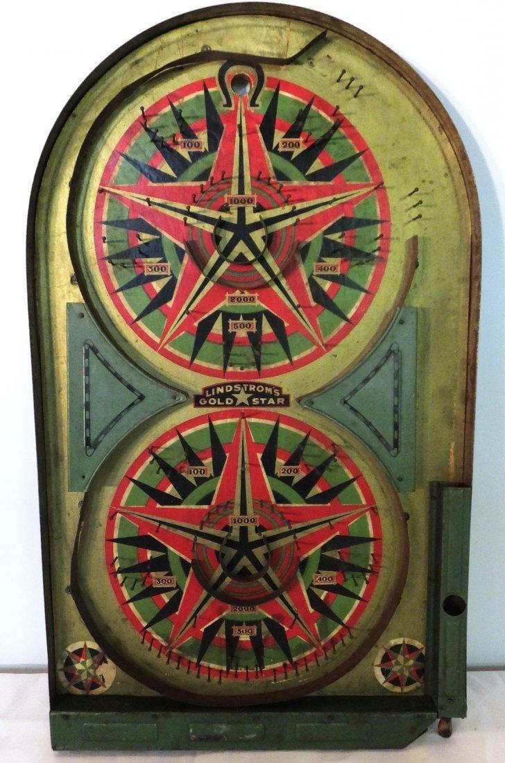 Early Pinball Game
