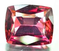 3.15 cts Untreated Rubelite Tourmaline Gemstone From