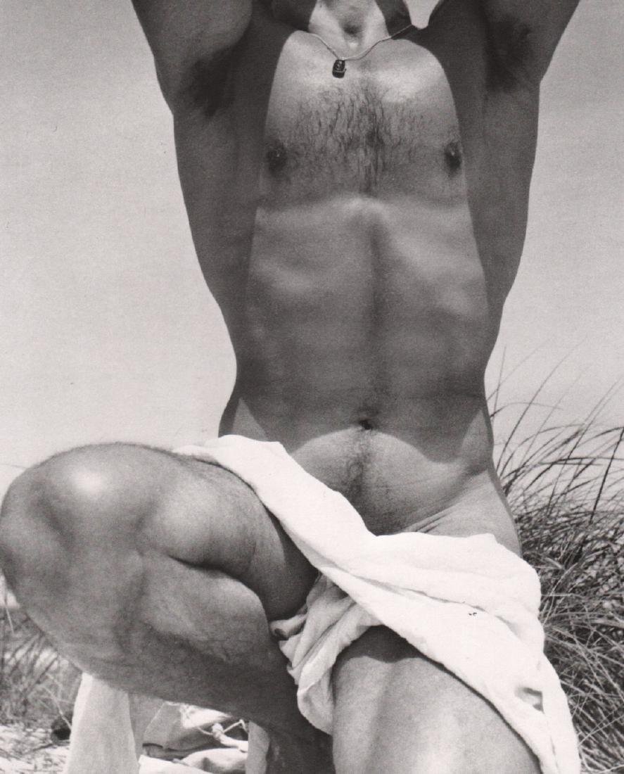 GEORGE PLATT LYNES - Fashion Study for Lord &Taylor,