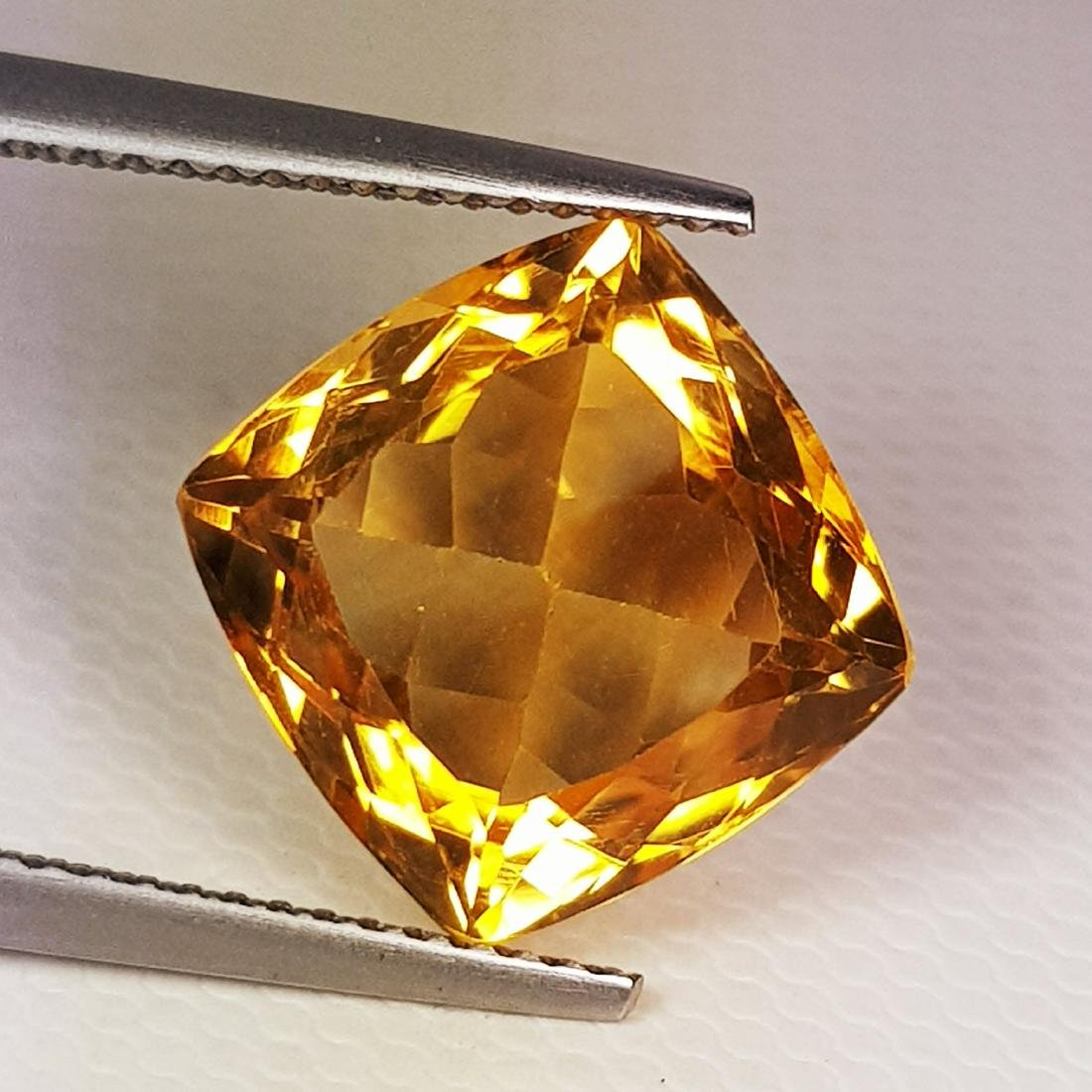 Natural Citrine Cushion Cut 7.15 ct