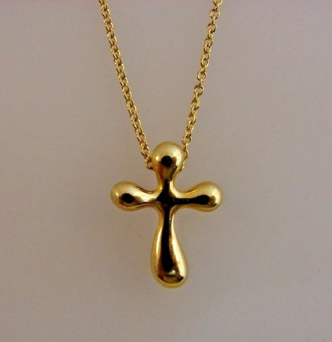 TIMELESS Tiffany & Co. Elsa Peretti 18k Yellow Gold