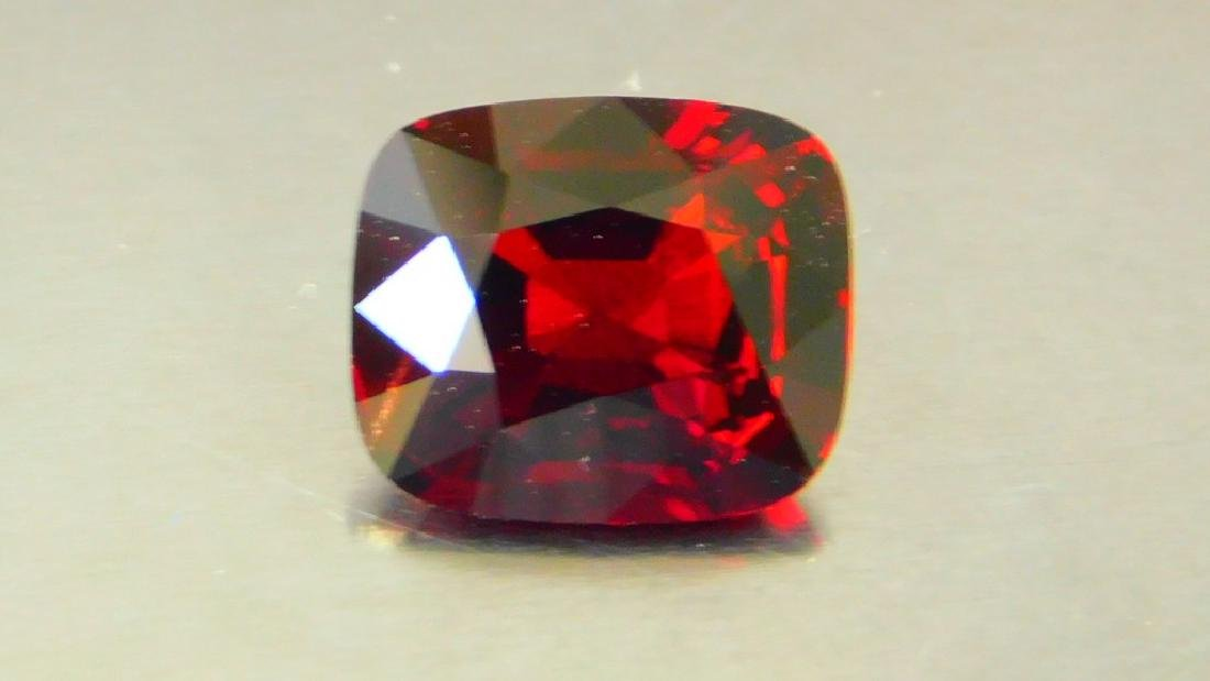 (GIL Canada )Red Spinel 4.47 Cts