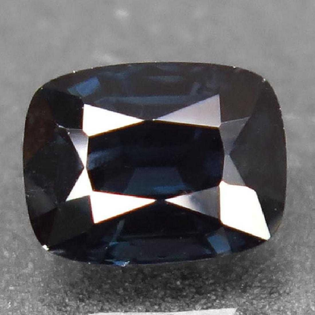 2,38 ct Neon Blue Spinel