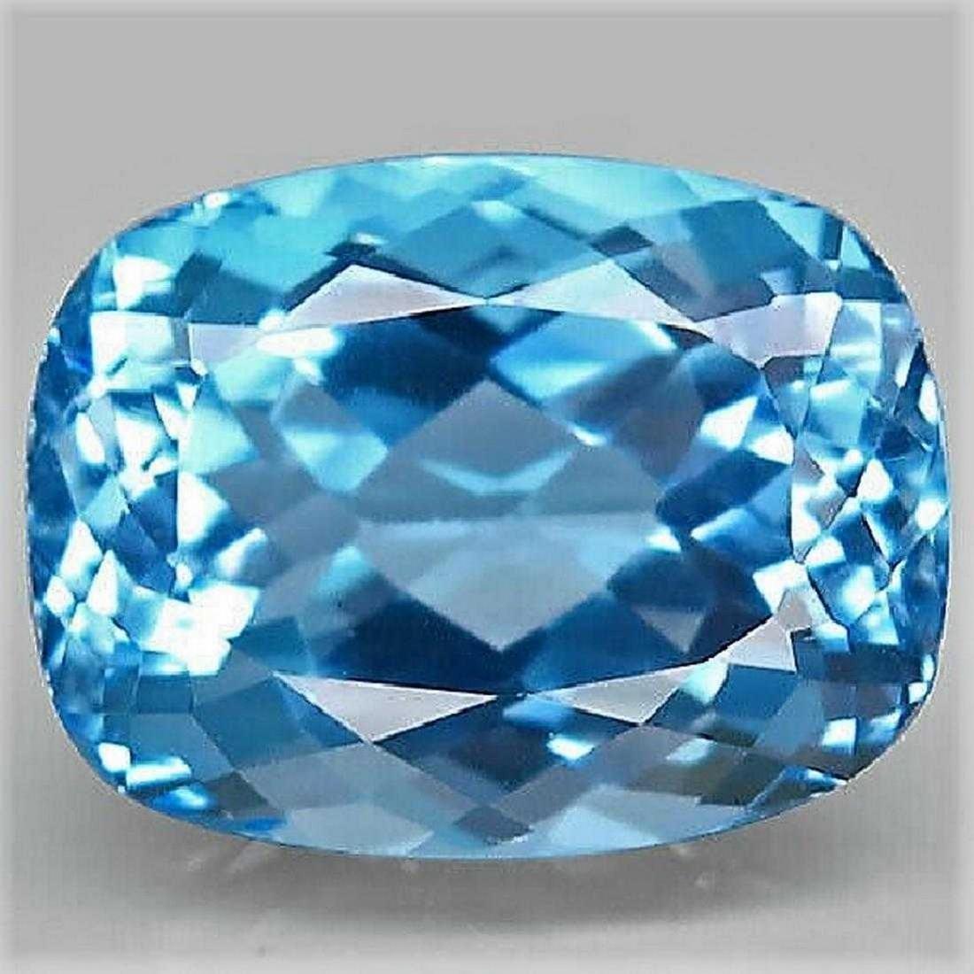 16,41 ct Blue Topaz