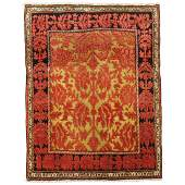 Antique Persian Souf Rug