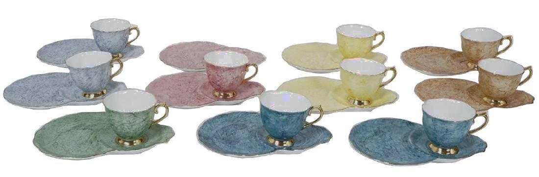 Vintage English Tea Service Set/10 English Royal Albert