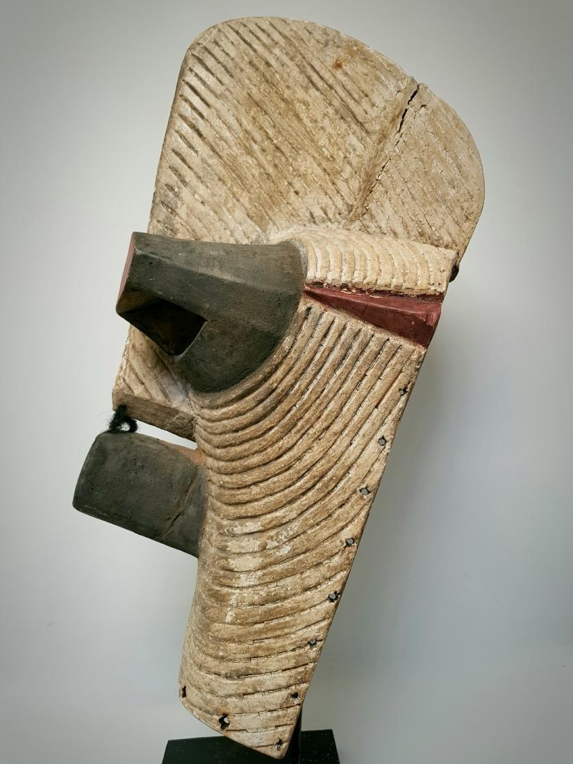 Large Kifwebe male mask – SONGYE – Belgian Congo