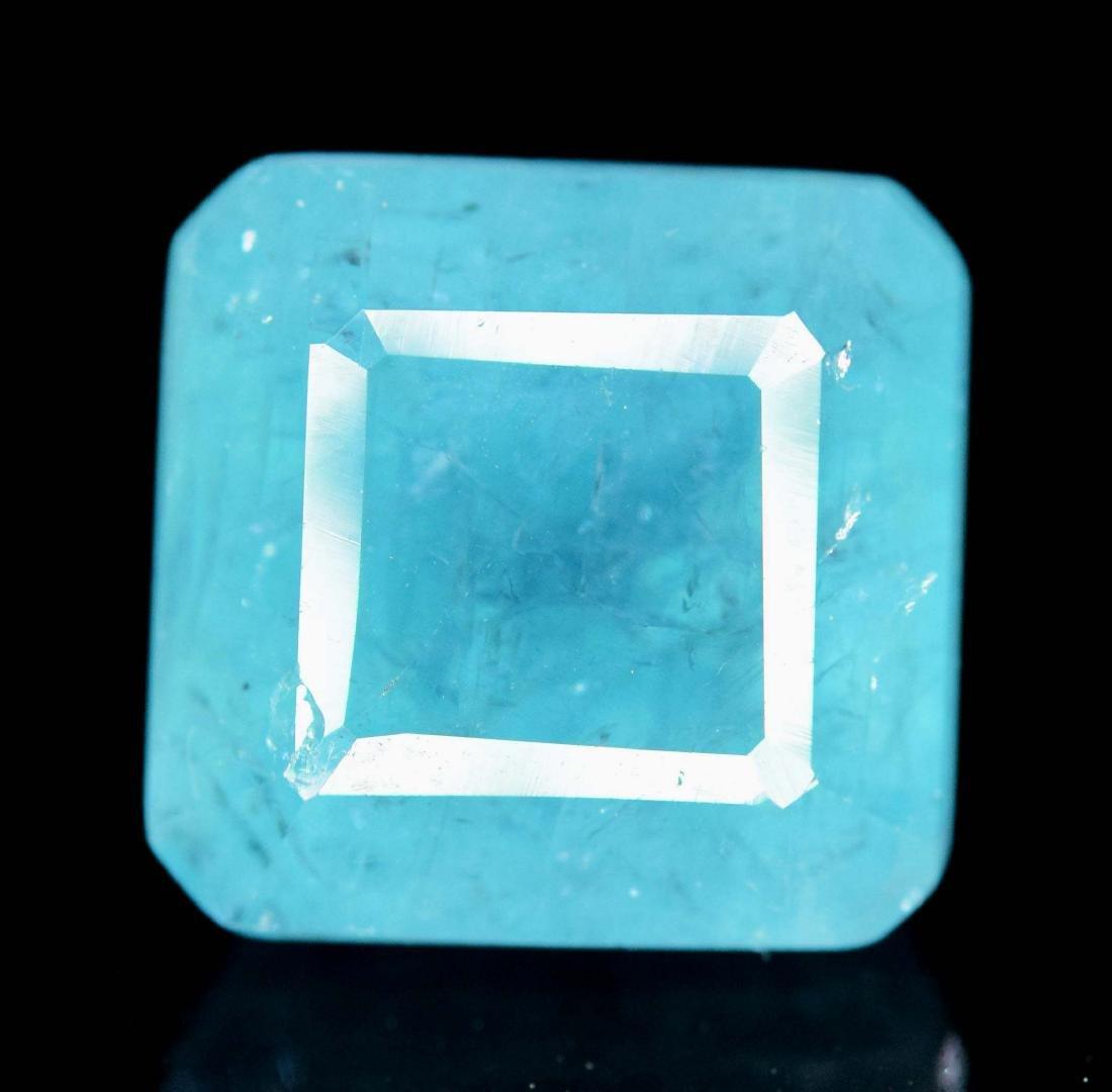4.15 cts Rare Grandidierite Facet Gemstone From