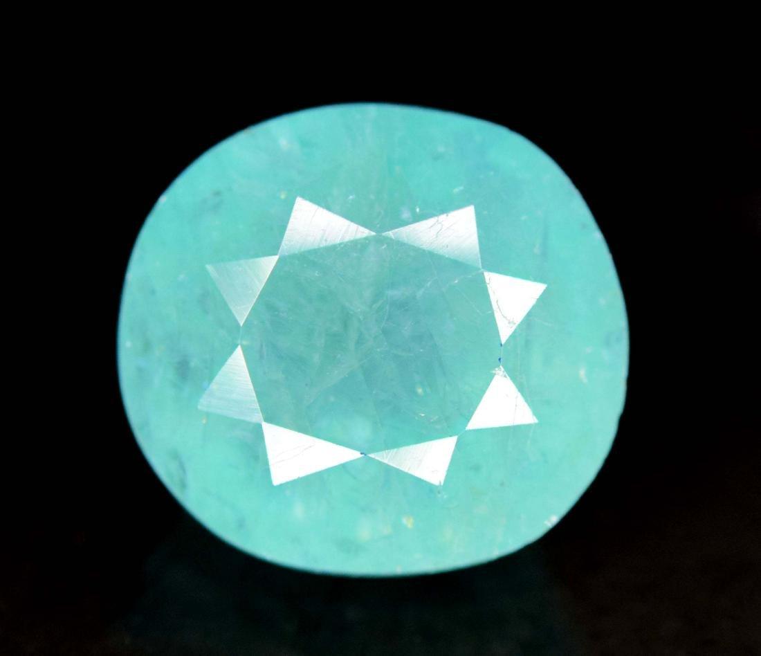 5 cts Rare Grandidierite Facet Gemstone From Madagascar