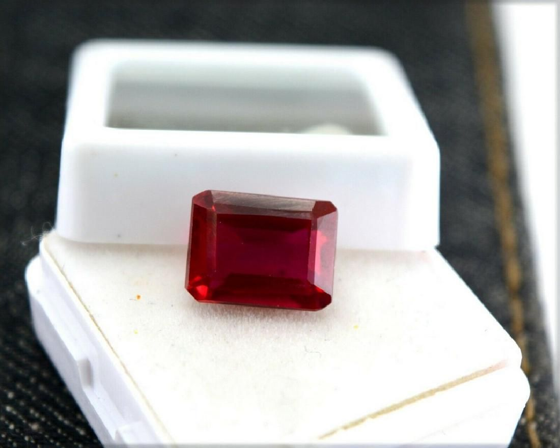 6.55 ct certified ruby-VVS Burma-A+