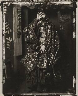 SARAH MOON - Masako, 1989