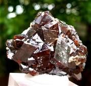 68.1 Grams Natural Cubic Andradite Garnet Specimen