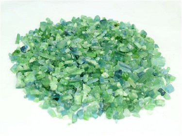 100 Gram Natural Tourmaline Crystals Rough for Wrapping