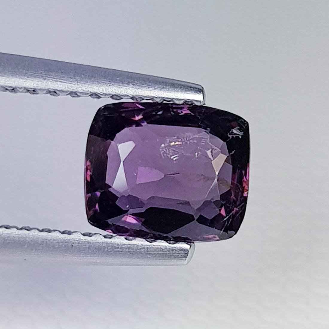 Natural Spinel Cushion Cut - 1.10 ct