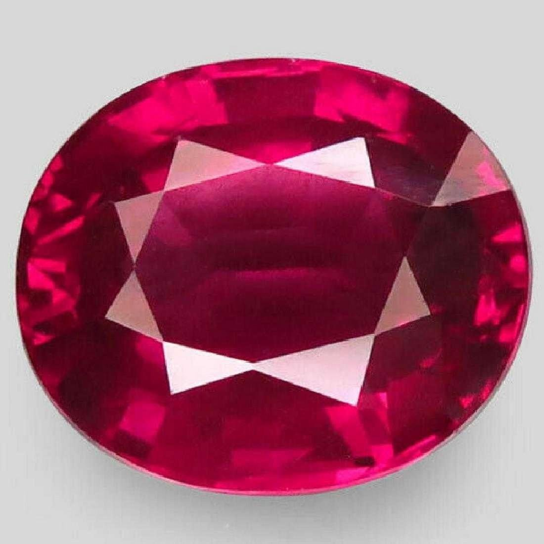 1,21 ct Natural Red Spinel