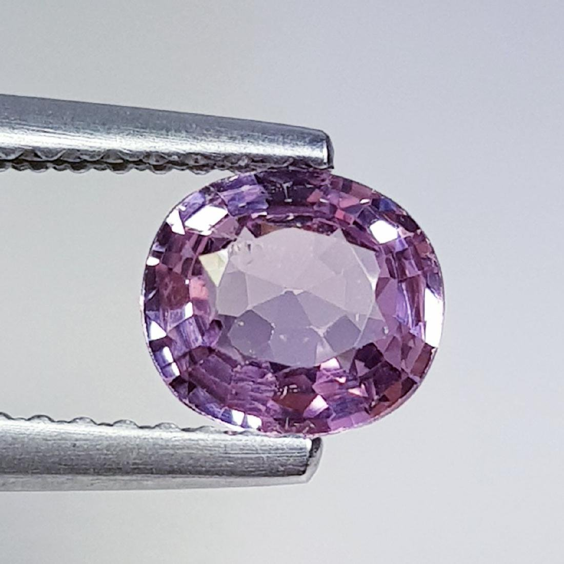 Natural Spinel Cushion Cut  0.80 ct