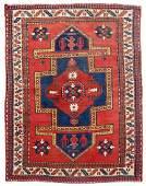 Rare Antique Kazak
