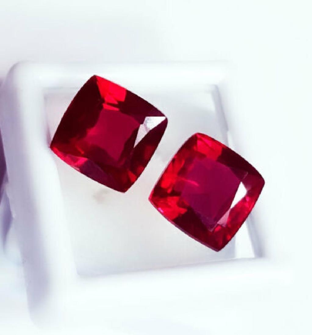 Certified ruby pair