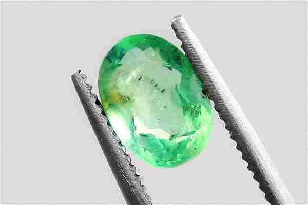 ** Emerald of 1.13 ct **