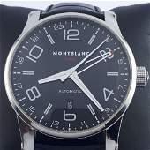 Montblanc - Timewalker GMT Automatic - 7081 - Men -