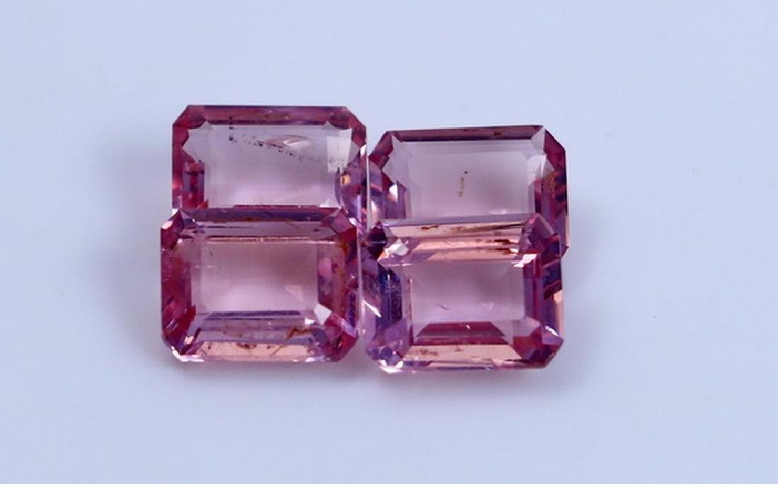 Natural & Unheated~ Top Grade Pink Morganite Gemstone