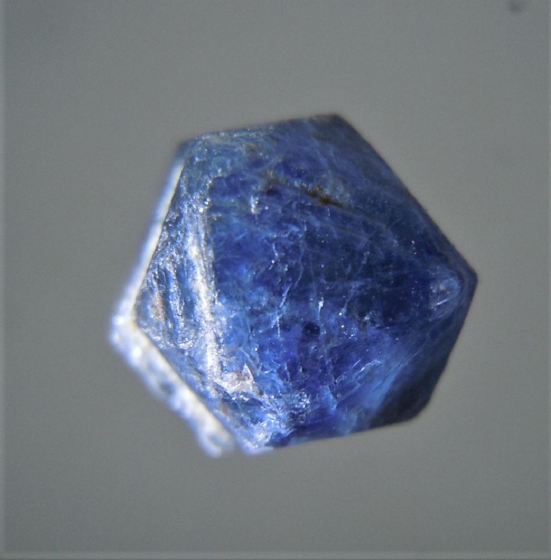3.4 CT BLUE SAPPHIRE - UNTREATED GEMSTONE