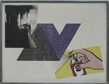 Richard Pettibone, Warhol, Stella, Lichtenstein