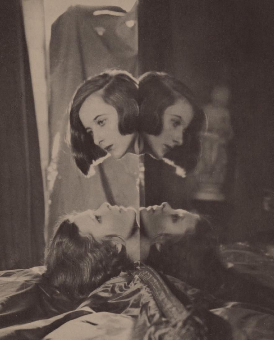 CECIL BEATON - My sisters, Nancy and Baba