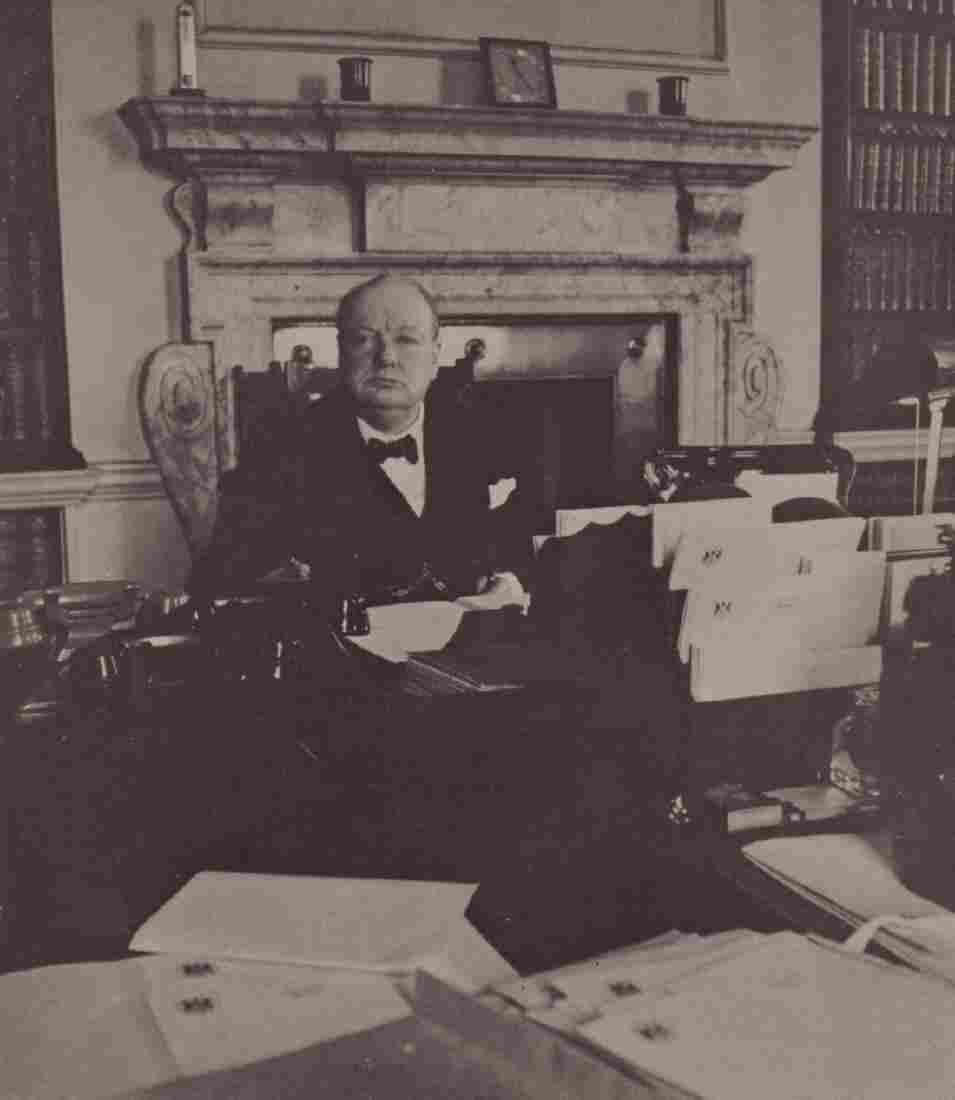 CECIL BEATON - Winston Churchill