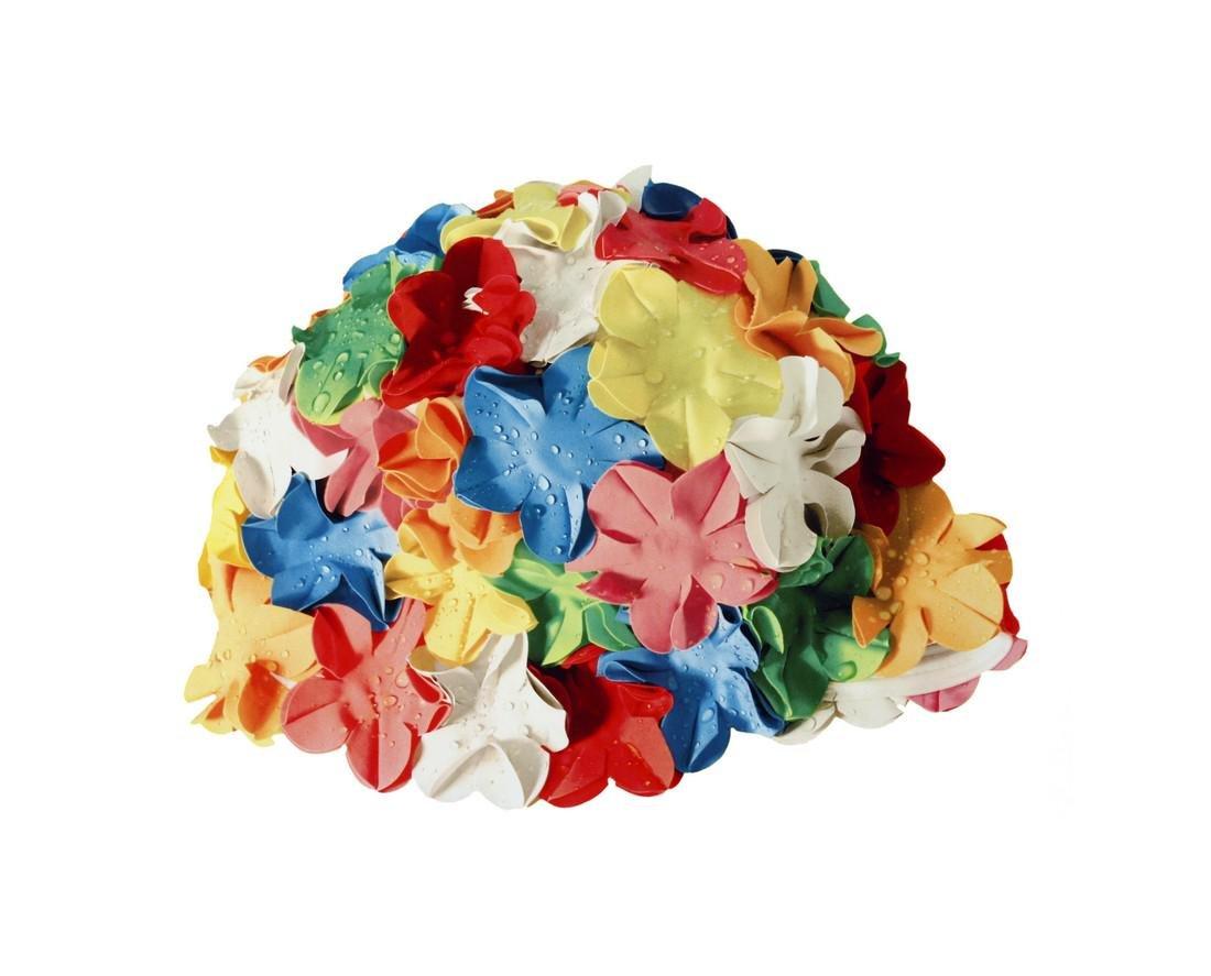 Carole Feuerman, Multicolored Swim Cap