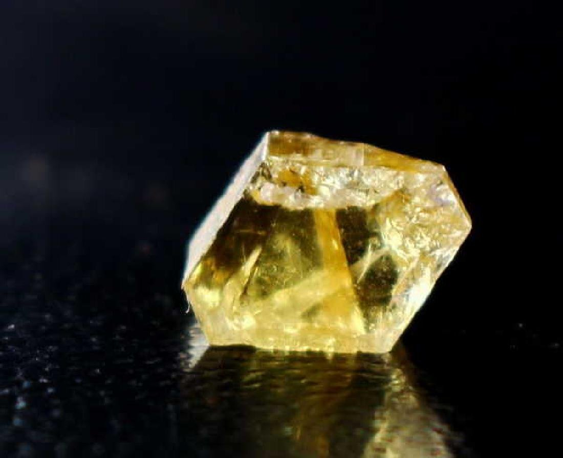 Natural & Unheated~ Yellow Beryl Heliodor Rough