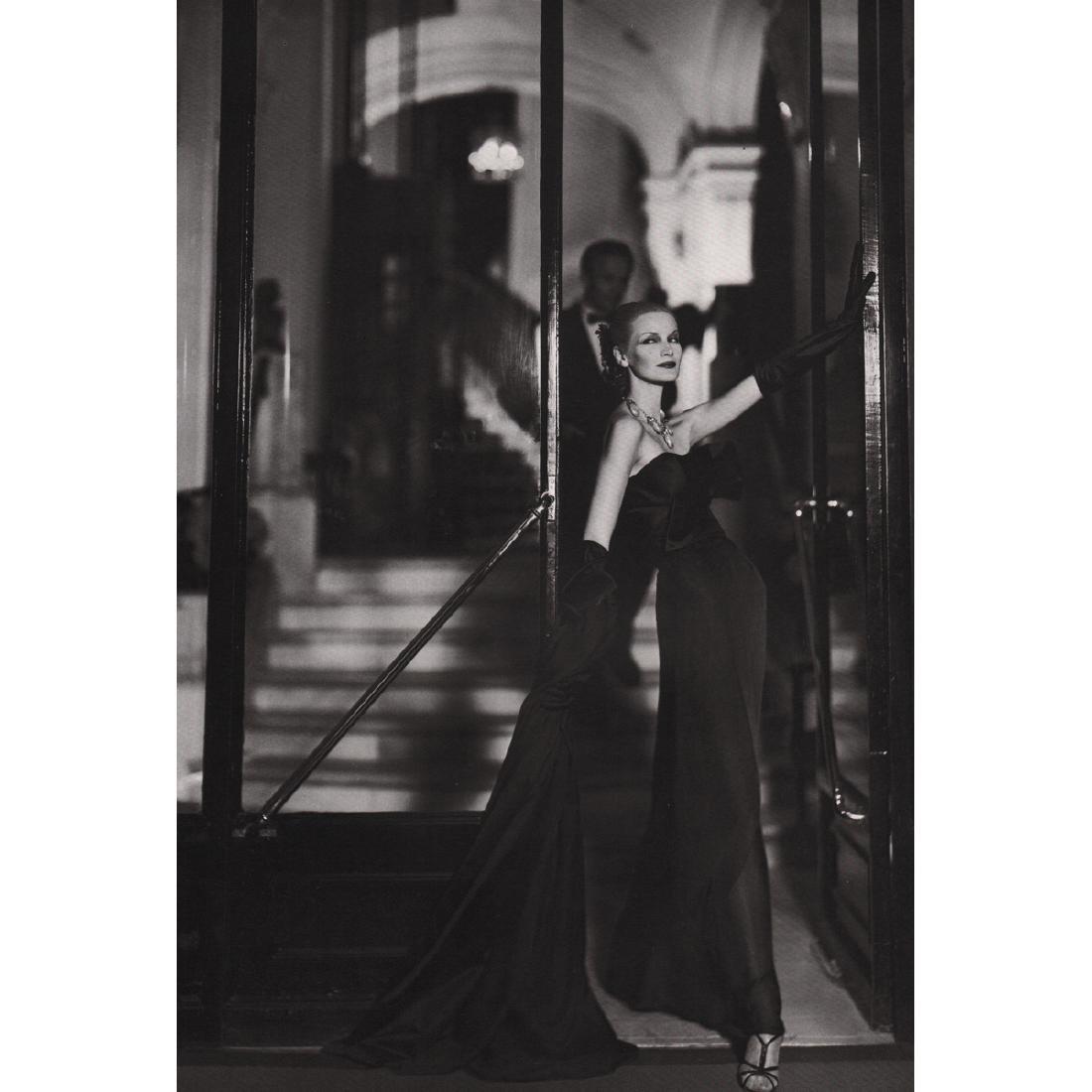 RICHARD AVEDON - Sunny Harnett, Dress by