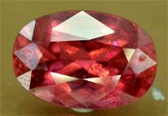 5.20 ct Natural Untreated Rubelite Tourmaline from