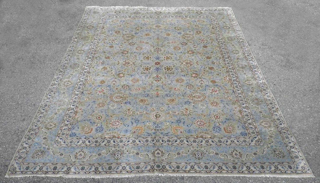 Phenomenal Super Fine Semi Antique Persian Kashan