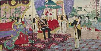 Emperor and Empress, Nobukazu