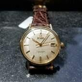 OMEGA Men's 14k Gold Seamaster DeVille cal.563