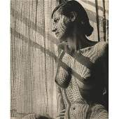 WOLFGANG SUSCHITZKY  Study in Shadows  nude